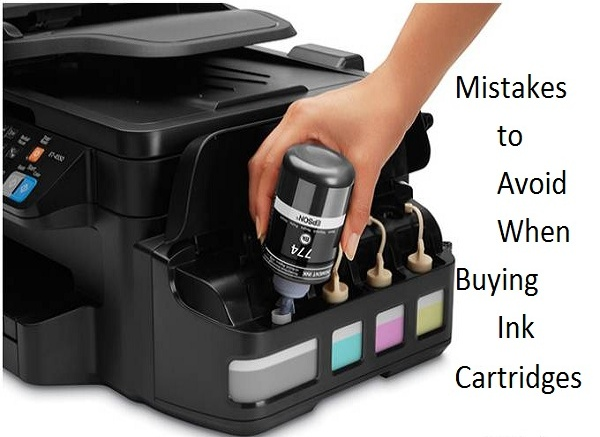 5 Things to Do to Avoid Making Common Mistakes when Purchasing Ink Cartridges